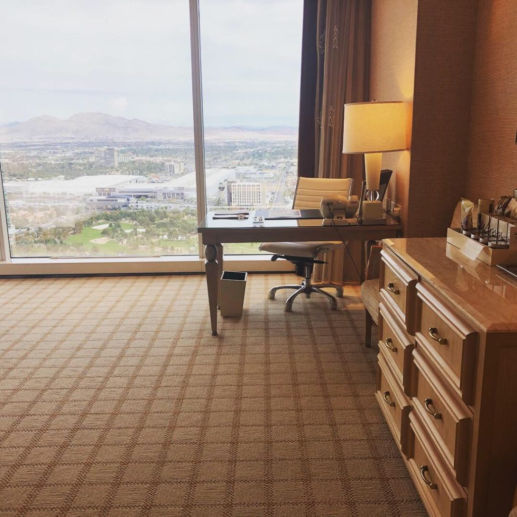 Wynn Las Vegas 部屋