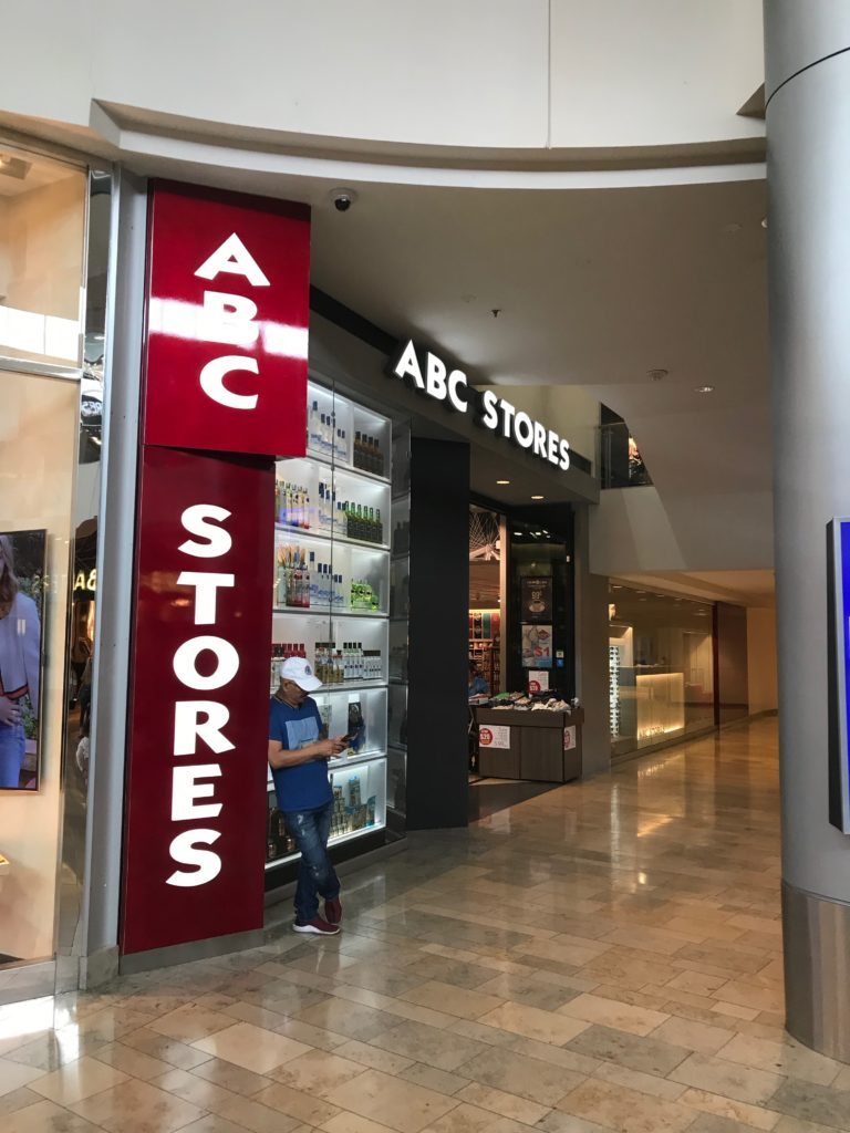 ラスベガス ABC ストア